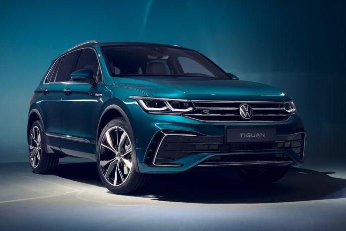 Volkswagen Tiguan goes upmarket