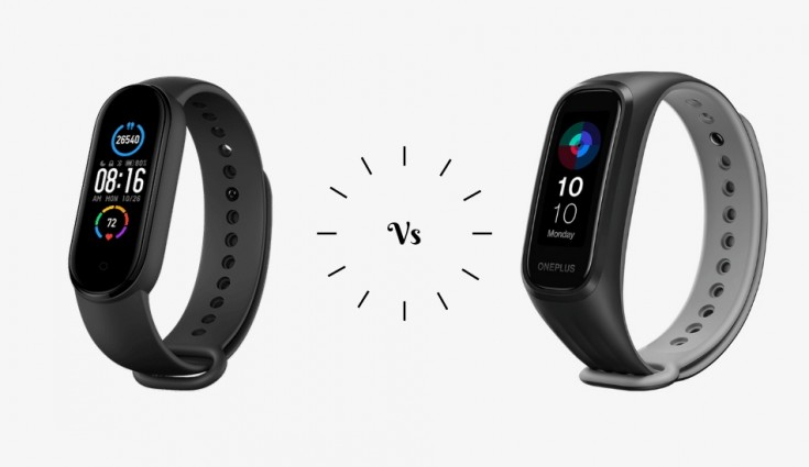 OnePlus Band vs Mi Smart Band 5: which one should you buy?