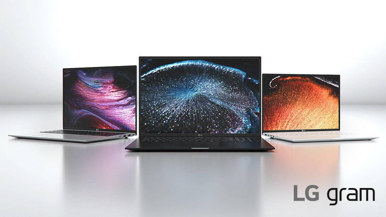 2021 LG Gram laptops are now available in the US