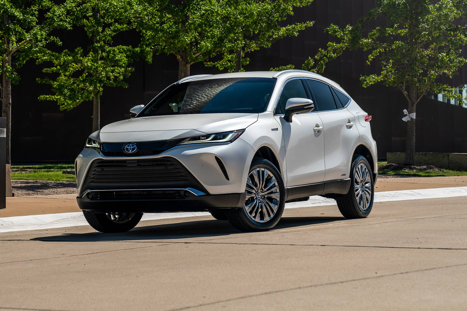 2021 Toyota Venza Limited Review