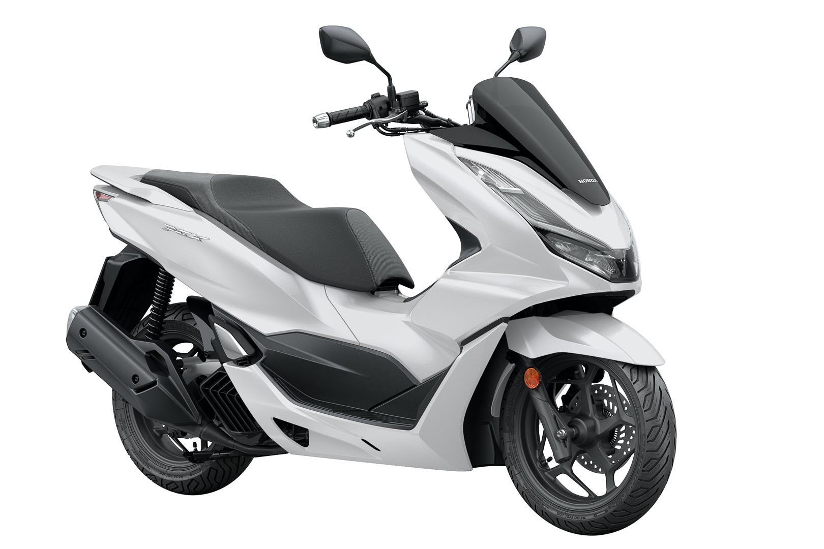 2022 Honda PCX First Look (+ '22 Ruckus and Metropolitan)