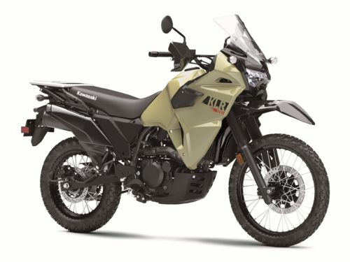 Kawasaki Is Bringing The KLR650 Back For 2022