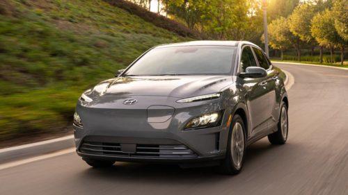 2022 Hyundai Kona N Line and Kona Electric headline revamped crossover