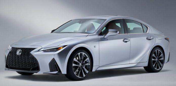 2022 Lexus IS 500 First Look