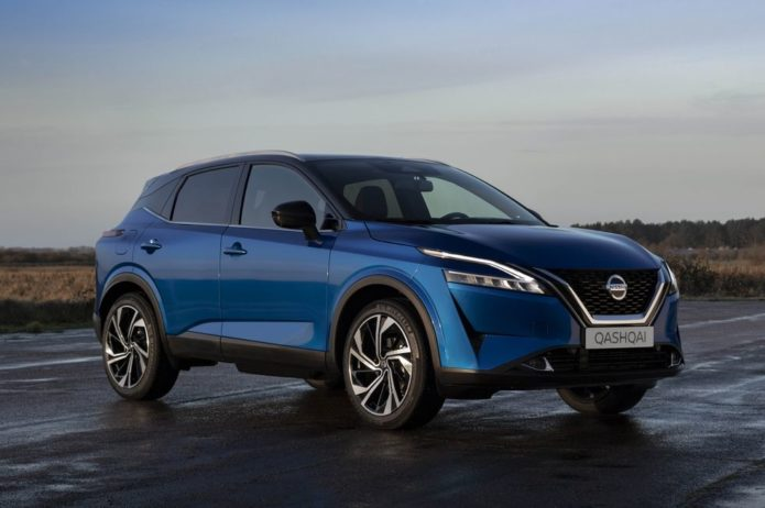 2022 Nissan Rogue Sport Previewed by Global Qashqai SUV