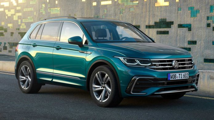 2021 Volkswagen Tiguan price and specs: Mid-size SUV hit with price rises for new look, more tech