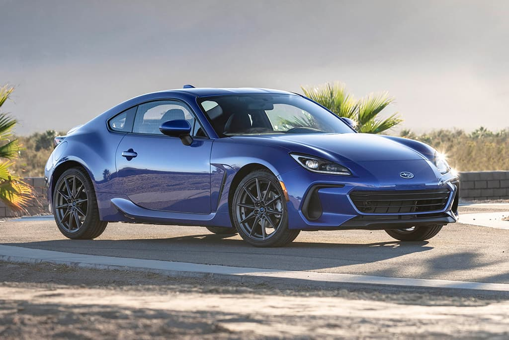 New Subaru BRZ launch locked in