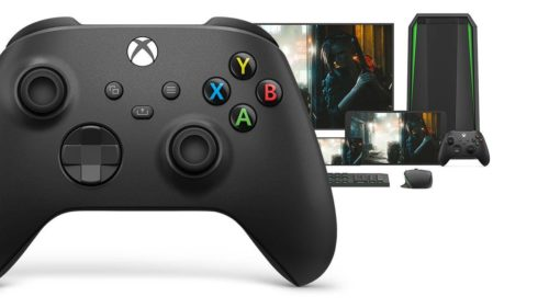 Xbox Series X|S controller can easily switch between console, phone, PC