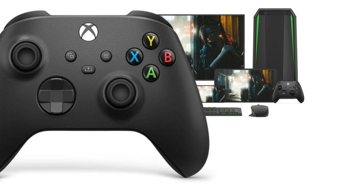 Xbox Series X S controller can easily switch between console, phone, PC