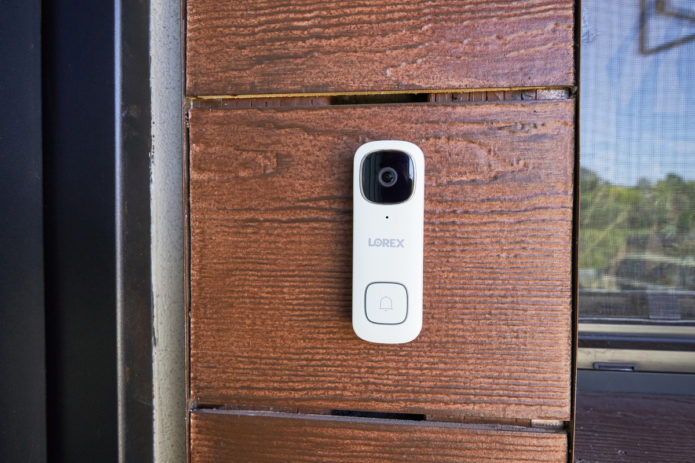 Lorex 2K QHD Wired Video Doorbell review: Onboard storage and better video quality are the highlights