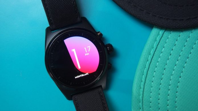 Montblanc Summit Lite review: get fit in style
