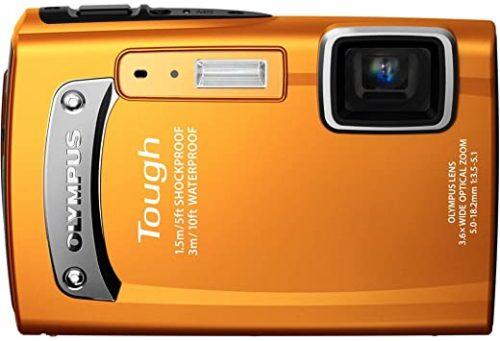 Olympus TG-310 Camera