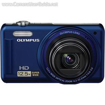 Olympus VR-320 (D-725) Camera