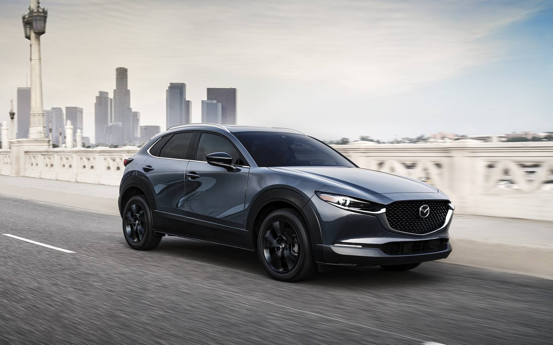 2021 Mazda CX-30 Turbo first drive review: Hostile torque-over