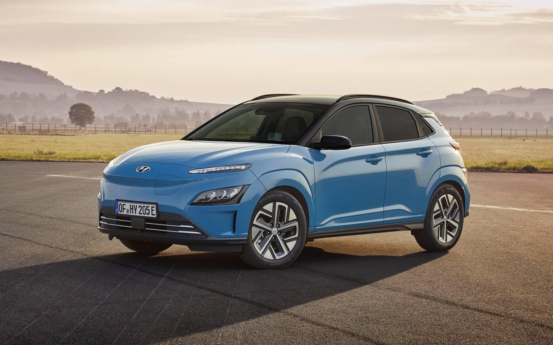 2022 Hyundai Kona EV Review