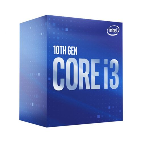 Intel Core i3-10100 Review