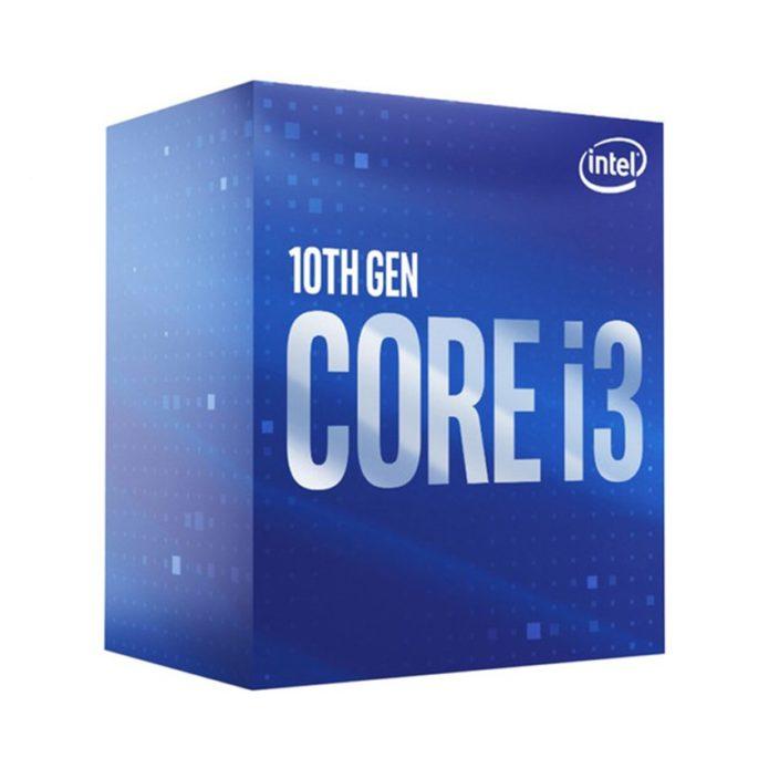 Intel Core i3-10100 Review