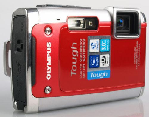Olympus TG-610 Camera
