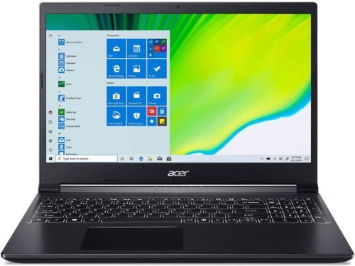 Acer Aspire 7 Gaming Laptop Launched in India With AMD Zen 3-Based Ryzen 5000 Processor: Price, Specifications and Availability