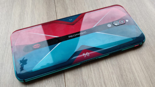 The Nubia Red Magic 6 is here, with the best screen of any gaming phone