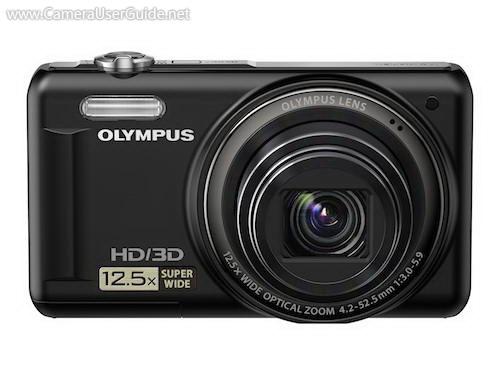 Olympus VR-330 (D-730) Camera