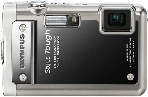Olympus Stylus TOUGH-8010 Camera