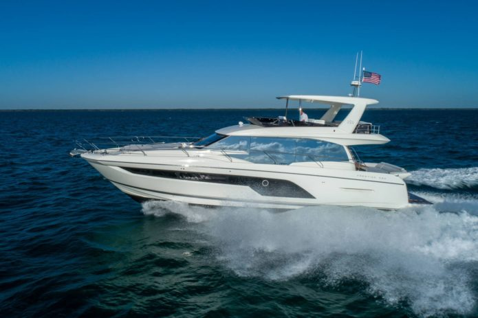 Prestige 590 yacht tour: This French flybridge offers an appealing upgrade for UK boaters