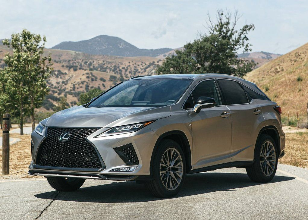 2021 Lexus RX 450h review