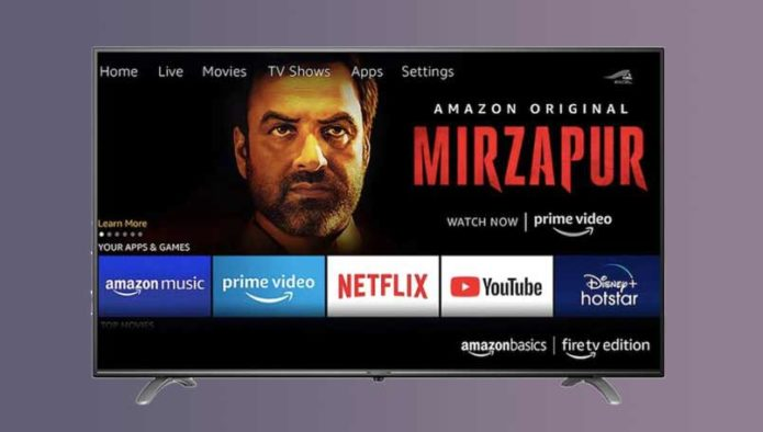 AmazonBasics 55-Inch Fire TV Edition Ultra-HD HDR Smart LED TV Review
