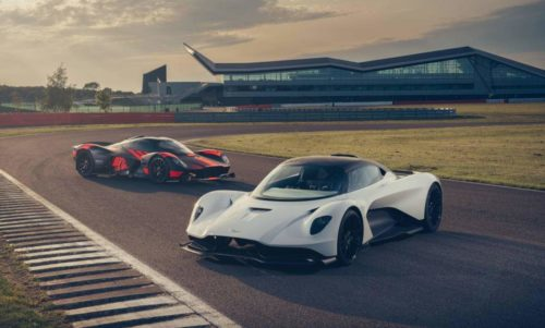 Aston Martin Valhalla may receive a Mercedes-AMG powertrain, and why we're not surprised