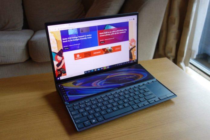 Asus ZenBook Duo (UX482) Review