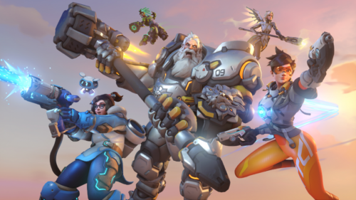Overwatch will use AI to identify the best players in the world