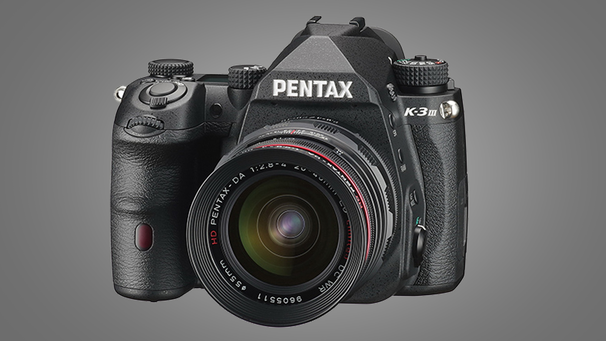 Pentax K-3 Mark III delay hints at issue that's hitting all camera manufacturers