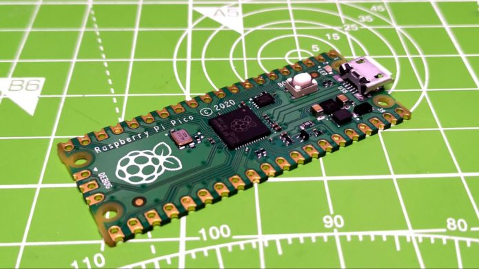 Raspberry Pi Pico Review