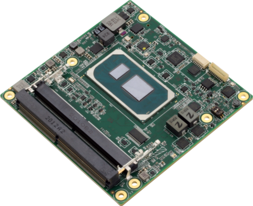 PICO-TGU4: Compact single-board computer announced with up to an Intel Core i7-1185G7, 32 GB of RAM and 2.5 Gigabit Ethernet
