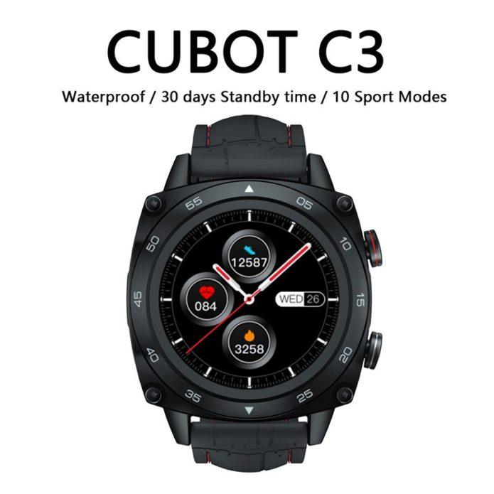 Cubot C3 review