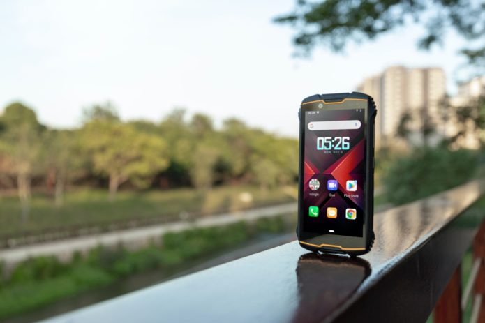 Cubot King Kong Mini 2 Smartphone Review- Small outdoor phone without IP protection