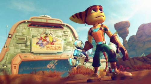 Grab Ratchet and Clank on PS4 for free in March