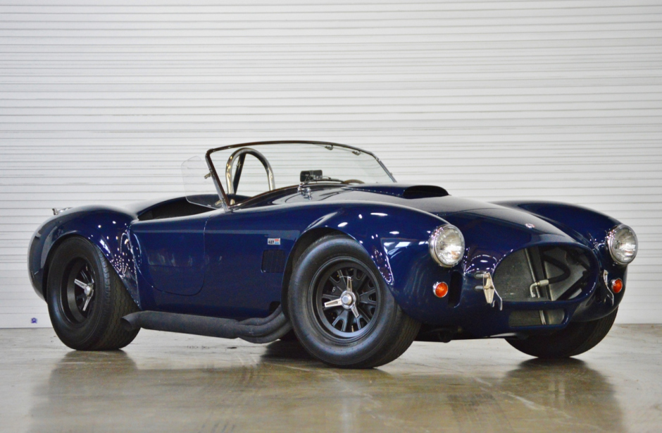 The Only Remaining Shelby Cobra 427 Super Snake Is for Sale