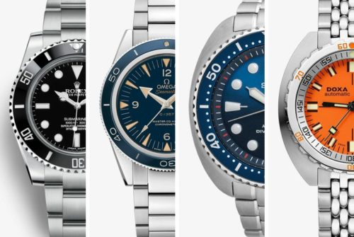 The Ultimate Guide to Dive Watches