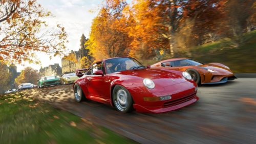 Forza Horizon 4 is coming to Steam – here's when you can play it