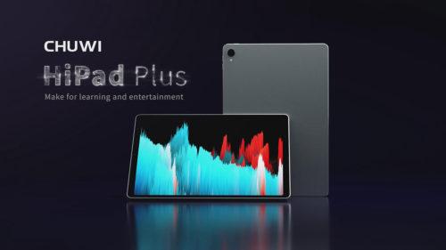 CHUWI HiPad Plus now official