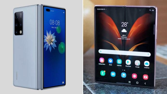 Huawei Mate X2 vs Galaxy Z Fold2: Head-to-head comparison