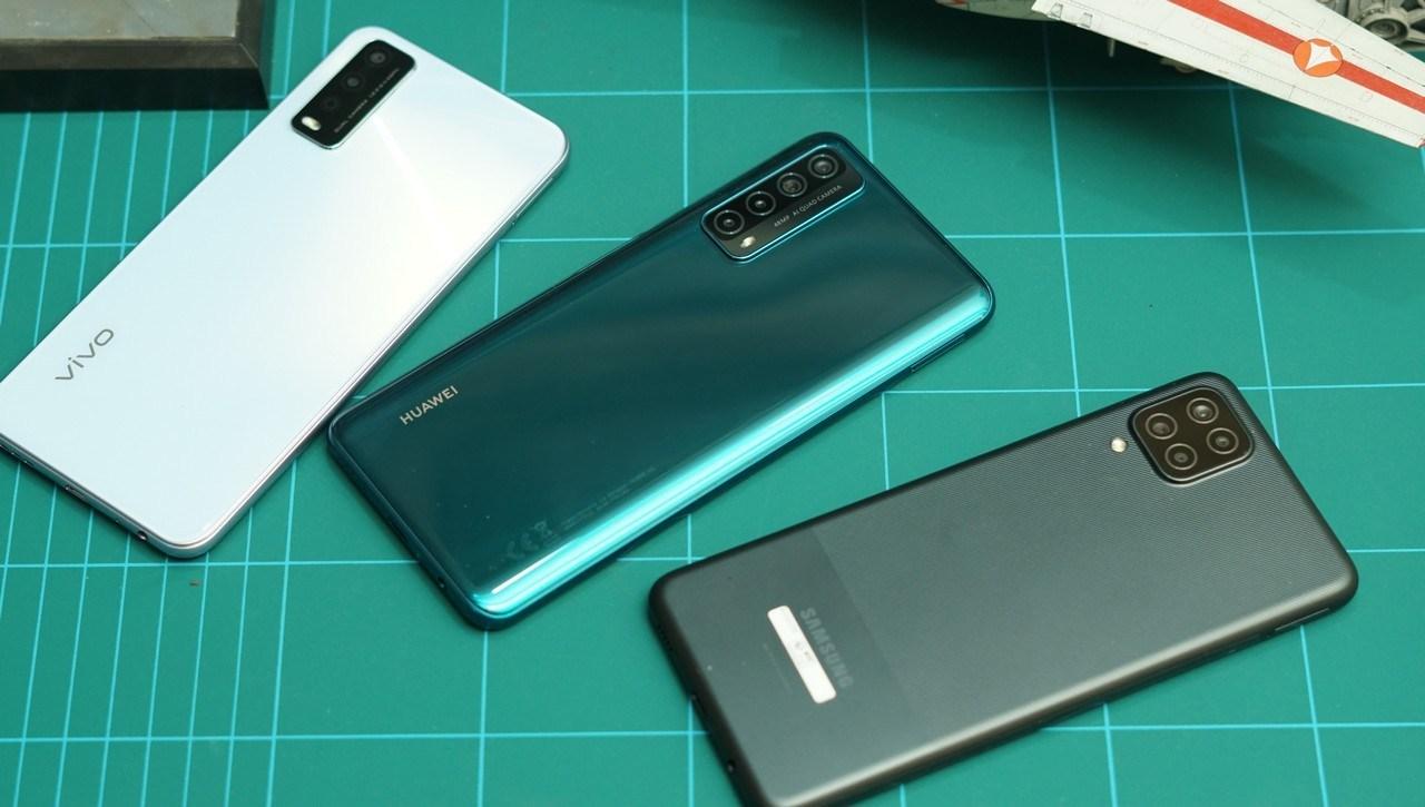 Huawei Y7A VS vivo Y20i VS Samsung Galaxy A12: Budget Phone Comparison