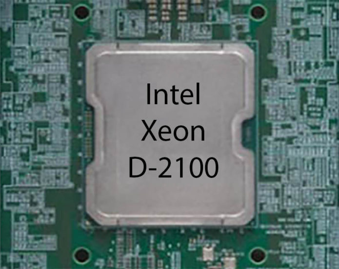 Intel Xeon D-2123IT 4 Core 8 Thread Embedded CPU Review
