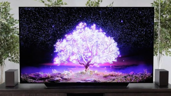 Hands on: LG C1 OLED TV review