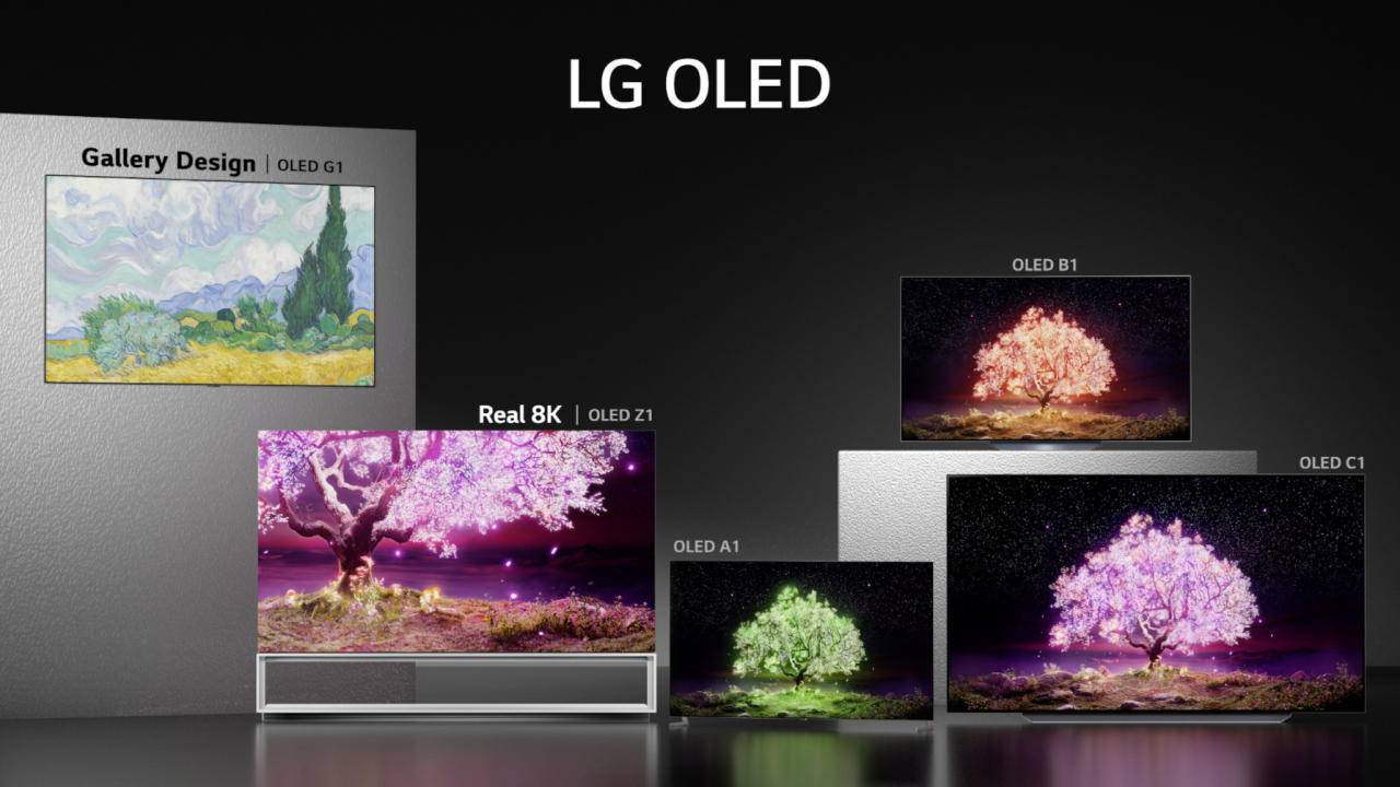 2021 LG OLED, QNED, NanoCell TVs global rollout has started