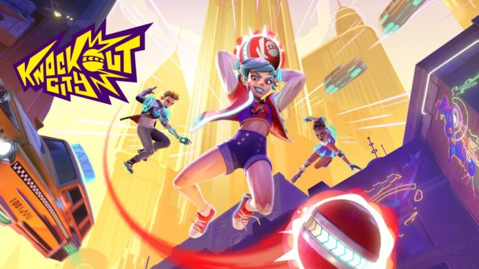 Knockout City is the competitive dodgeball game you never knew you wanted