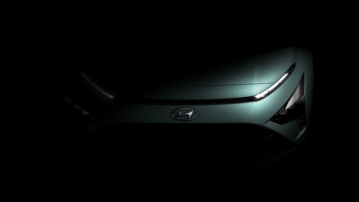 2021 Hyundai Bayon Small Crossover Teased Ahead Of March 2 Reveal