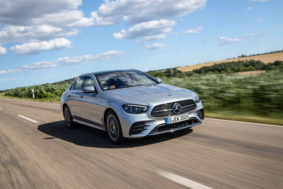 2021 Mercedes-Benz E450 All-Terrain review
